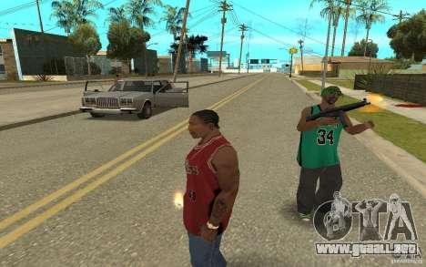 Grove Street Skin Pack para GTA San Andreas séptima pantalla