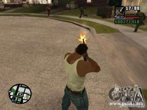 ID de la CS 1.6 para GTA San Andreas segunda pantalla