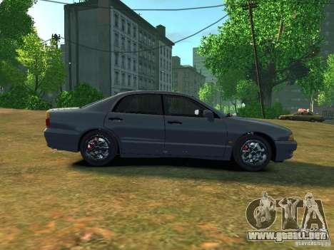 Mitsubishi Diamante v2.0 para GTA 4 left