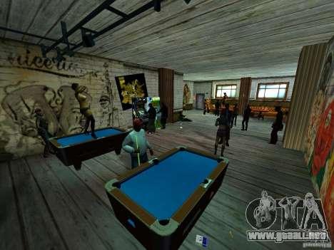 Mod Beber Cerveja V2 para GTA San Andreas décimo de pantalla