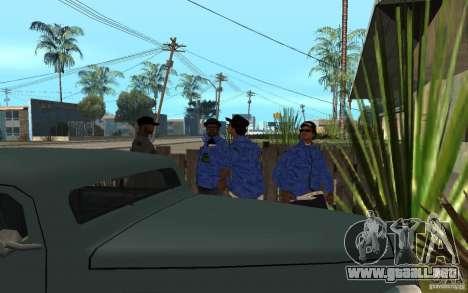 Crips 4 Life para GTA San Andreas séptima pantalla