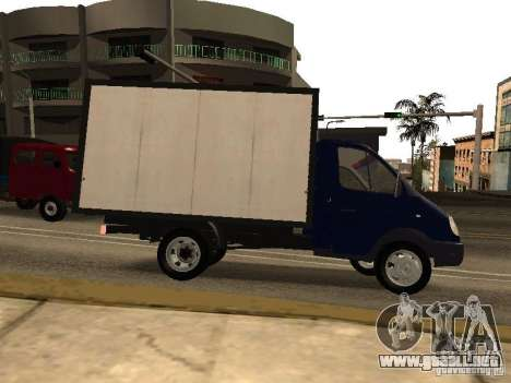 GAZ 3302-14 para GTA San Andreas left