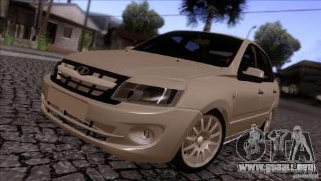 VAZ 2190 Granta para GTA San Andreas