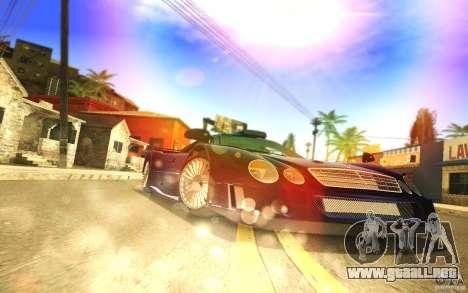SA Illusion-S V2.0 para GTA San Andreas segunda pantalla