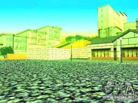 Nueva tienda de textura SupaSave para GTA San Andreas segunda pantalla