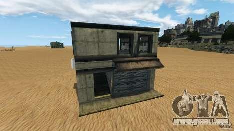 Desierto de Gobi para GTA 4 segundos de pantalla