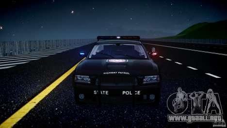 Dodge Charger NYPD Police v1.3 para GTA motor 4