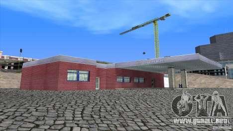 Nuevas texturas de casas y garajes para GTA San Andreas sexta pantalla