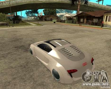 AUDI RSQ concept 2035 para GTA San Andreas left