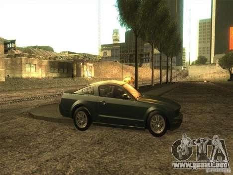 ENB v1 by Tinrion para GTA San Andreas quinta pantalla