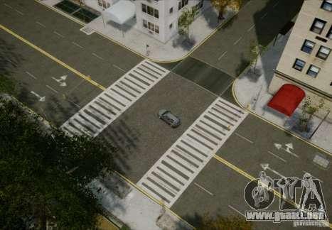 HD Roads para GTA 4 tercera pantalla