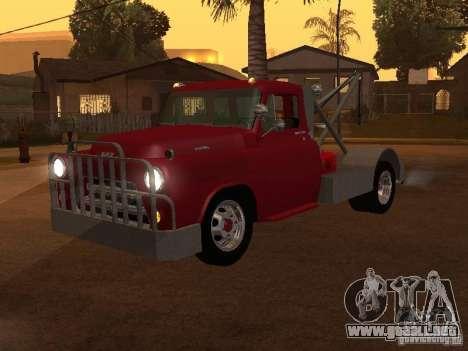 Dodge Towtruck para GTA San Andreas