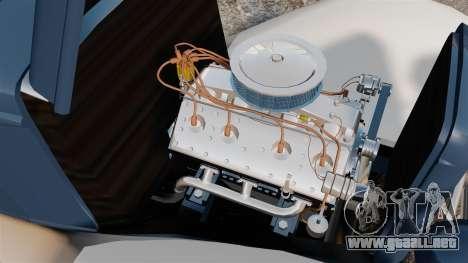Ford Farmtruck MF 1932 para GTA 4 vista hacia atrás
