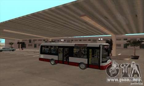 Bus Open Components V3.0 para GTA San Andreas segunda pantalla