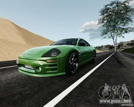 Mitsubishi Eclipse GT-S para GTA 4