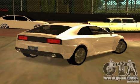 Audi Quattro Concept 2013 para GTA San Andreas left