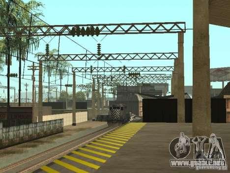 Póngase en contacto con la red 2 para GTA San Andreas tercera pantalla