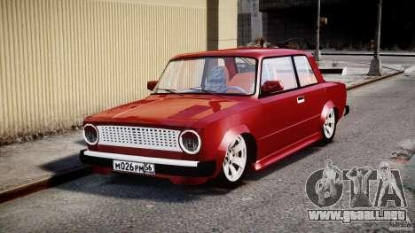 VAZ 2101 Redline para GTA 4