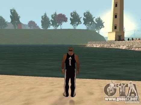 Elija cualquier clima para GTA San Andreas sexta pantalla