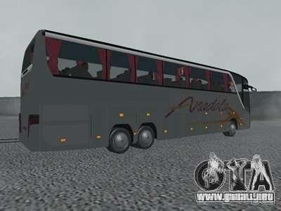 Setra S 417 HDH para GTA San Andreas left