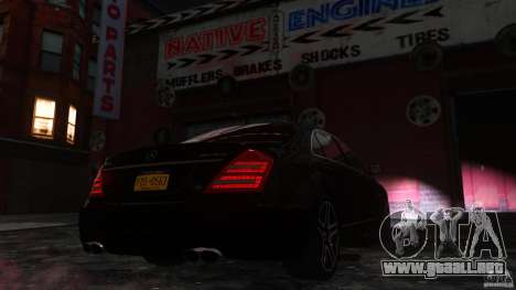 PhotoRealistic ENB V.2 para GTA 4 undécima de pantalla