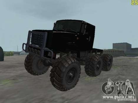 ZIL 497200 para GTA San Andreas