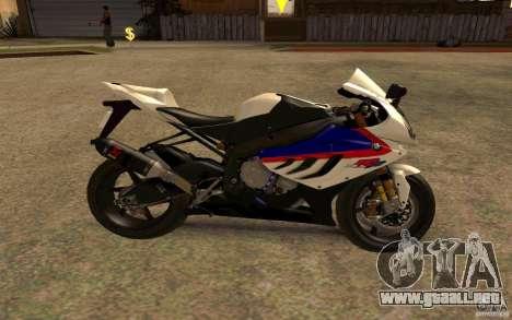 BMW S1000RR City Version para la visión correcta GTA San Andreas