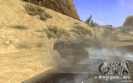 Arreglar el Auto como en Mafia 2 (v1.2) para GTA San Andreas tercera pantalla