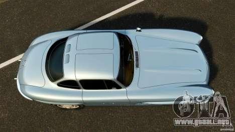 Mercedes-Benz 300 SL GullWing 1954 v2.0 para GTA 4 visión correcta