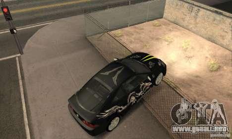 Acura RSX New para el motor de GTA San Andreas