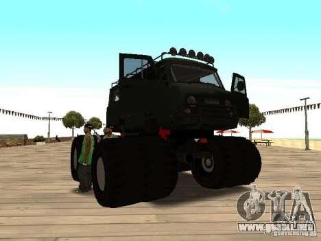 Uaz Monster para GTA San Andreas