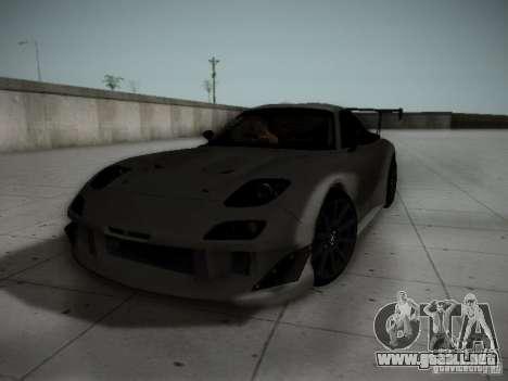 Mazda RX7 Drift para GTA San Andreas