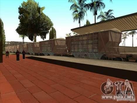 Carros para GTA San Andreas vista hacia atrás