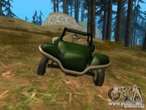 Nueva inyección BF para la visión correcta GTA San Andreas