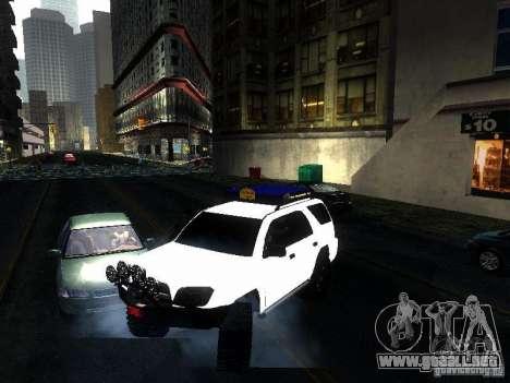 Toyota 4Runner 4X4 para GTA San Andreas