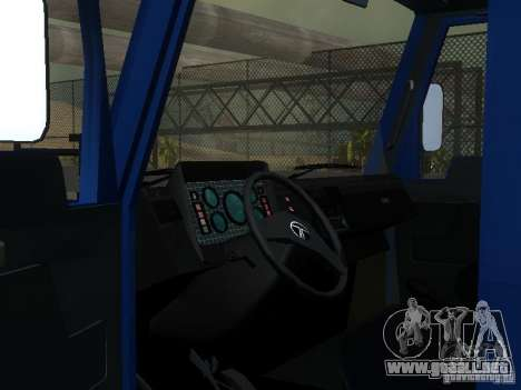 BASES de t-713 para vista lateral GTA San Andreas