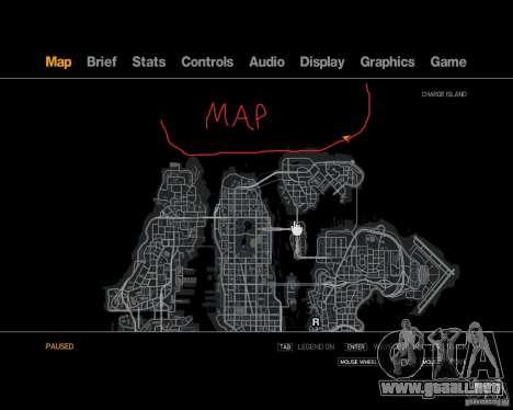 GhostPeakMountain para GTA 4 octavo de pantalla