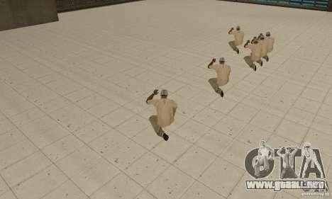 Hay un montón de CJ para GTA San Andreas tercera pantalla