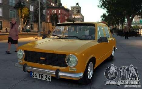 Fiat 124 para GTA 4