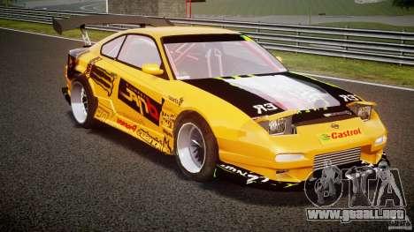 Nissan S330SX GT Drift Texture para GTA 4