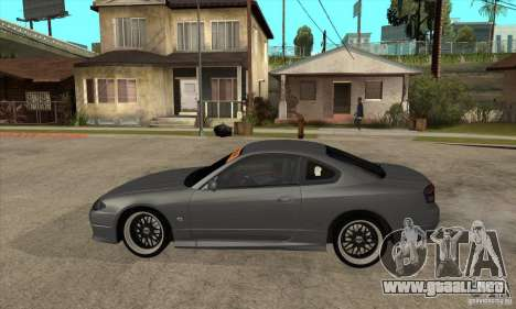 Nissan Silvia S15 JDM para GTA San Andreas left