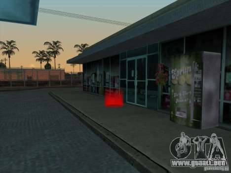 Secret 24-7 para GTA San Andreas