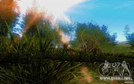 Behind Space Of Realities 2013 para GTA San Andreas sucesivamente de pantalla
