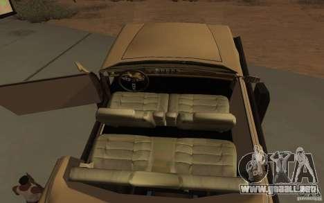 New Feltzer para la visión correcta GTA San Andreas