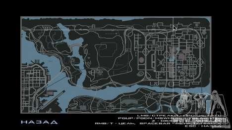 HUD by Neo40131 para GTA San Andreas quinta pantalla