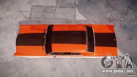 Pontiac GTO 1965 v3.0 para GTA 4 visión correcta