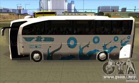 Mercedes-Benz Travego 15 SHD para GTA San Andreas left