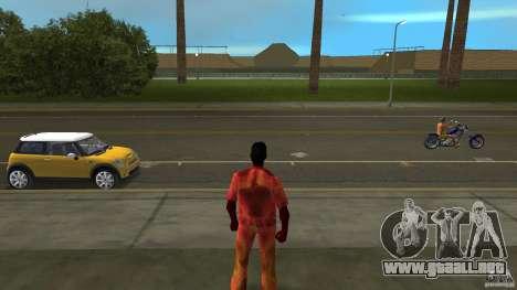 Cool Man para GTA Vice City segunda pantalla