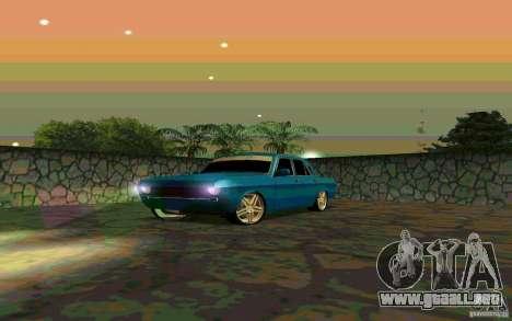 GAS 24 v 1.0 para GTA San Andreas