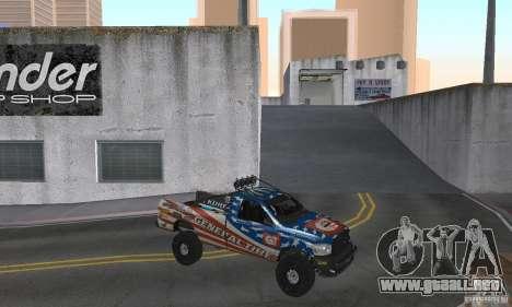 Dodge Power Wagon Paintjobs Pack 2 para la visión correcta GTA San Andreas
